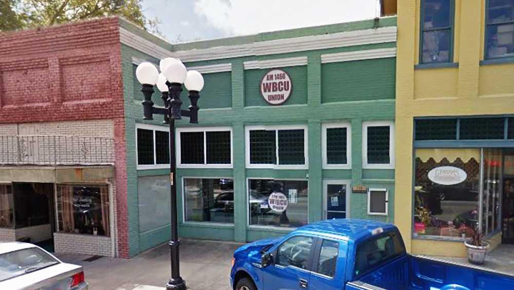 WBCU in Union, S.C.