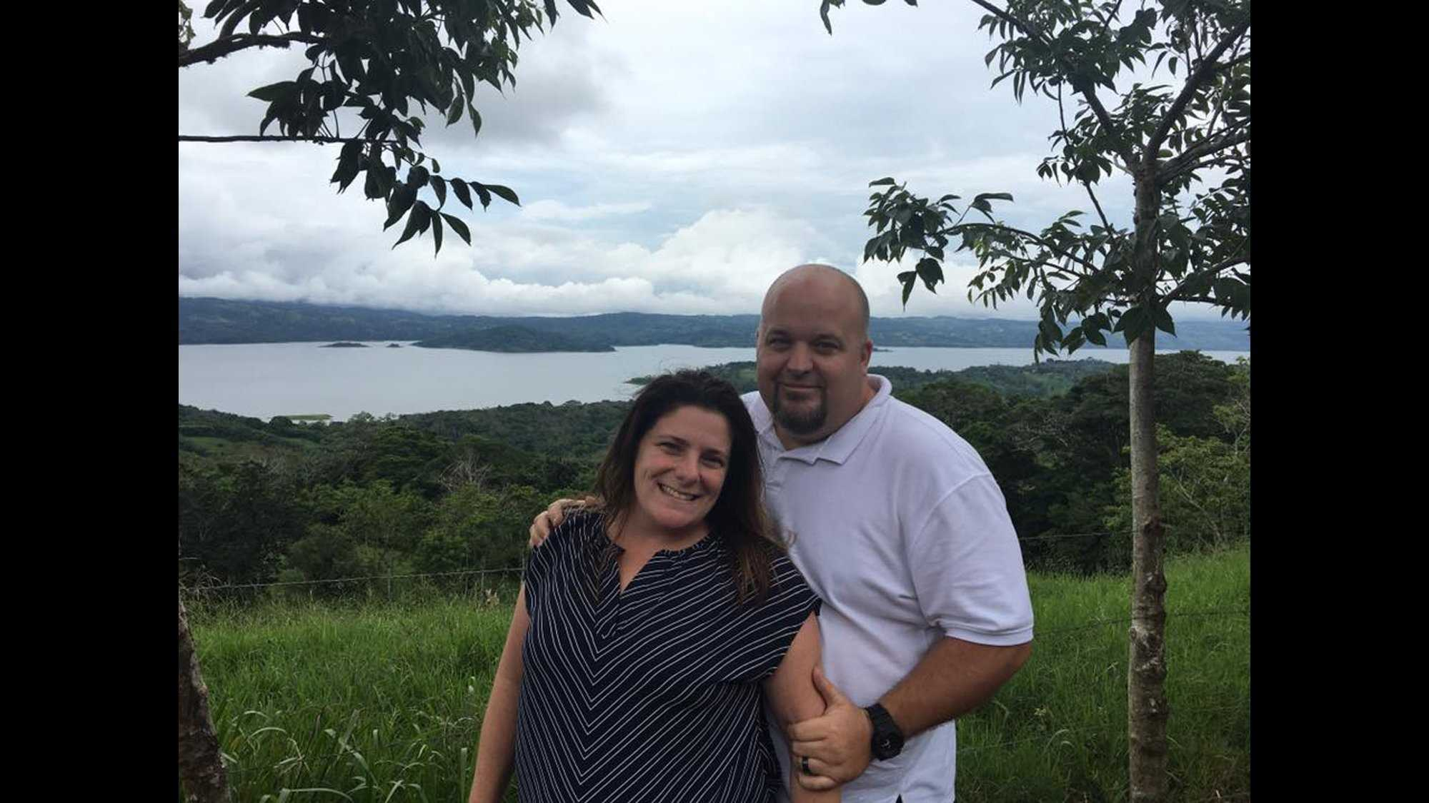 Jenny Swarers and Dustin Morgan have planned and canceled three weddings