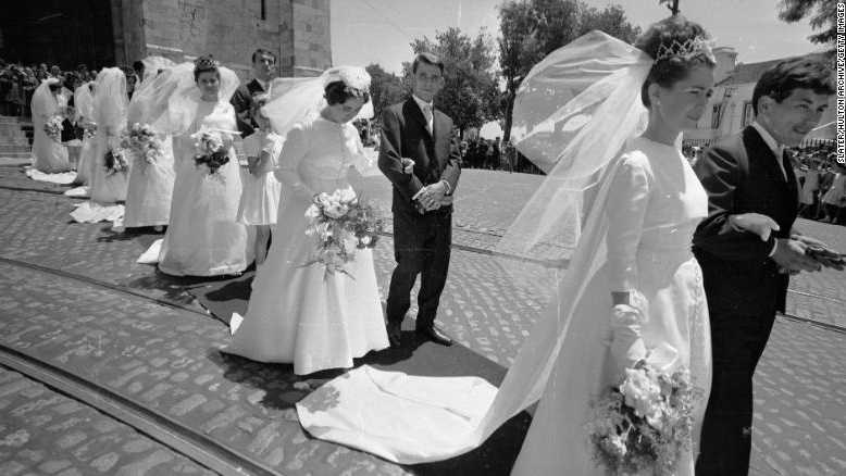 The surprising history of the white wedding dress
