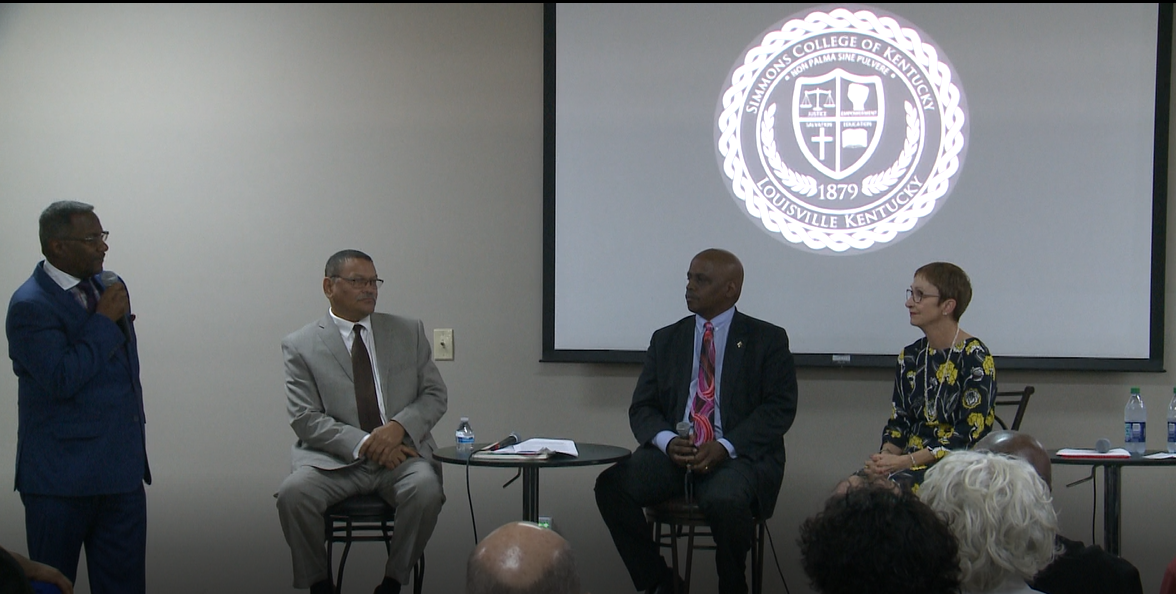 City leaders hold forum in West Louisville to discuss police tactics