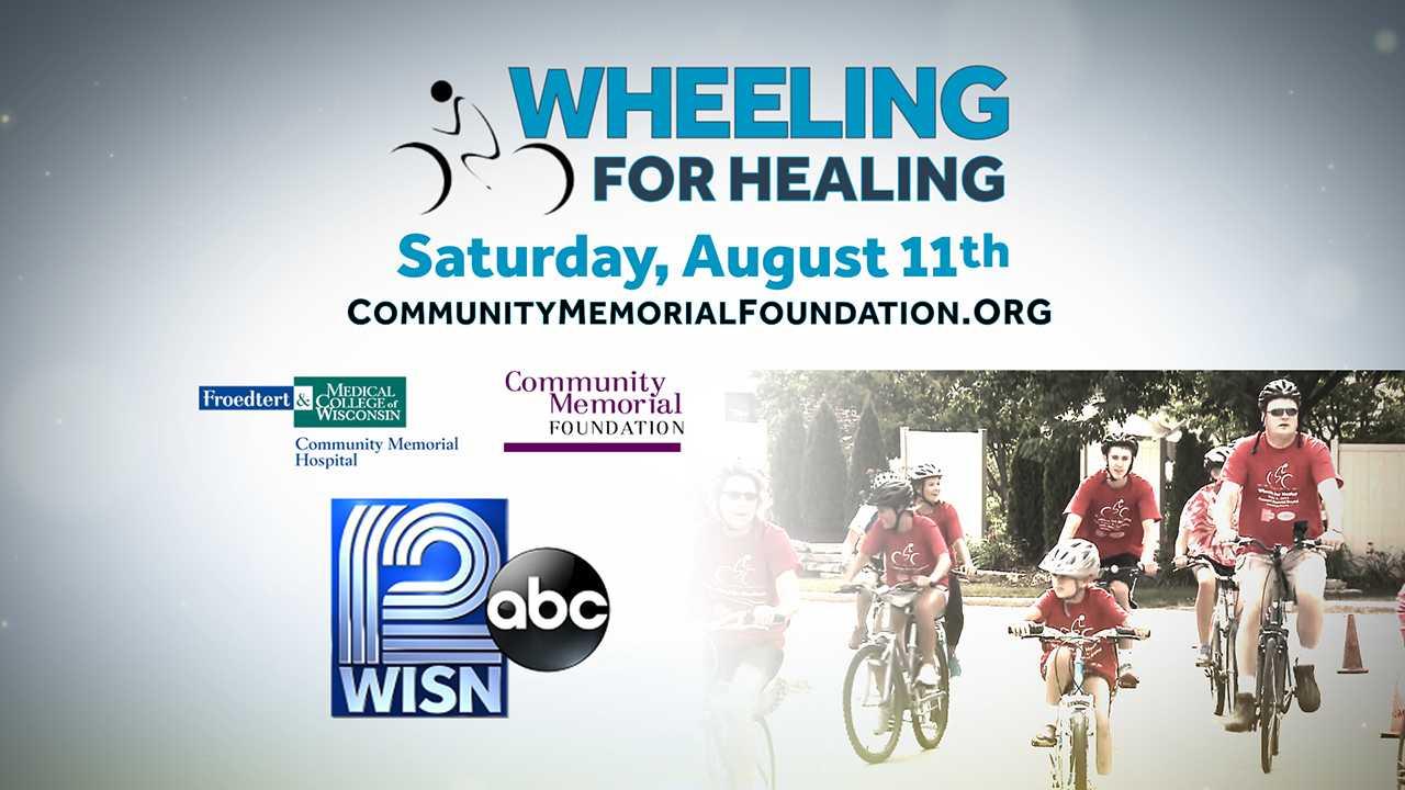 Register for Wheeling for Healing