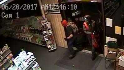 Roche Pharmacy burglary