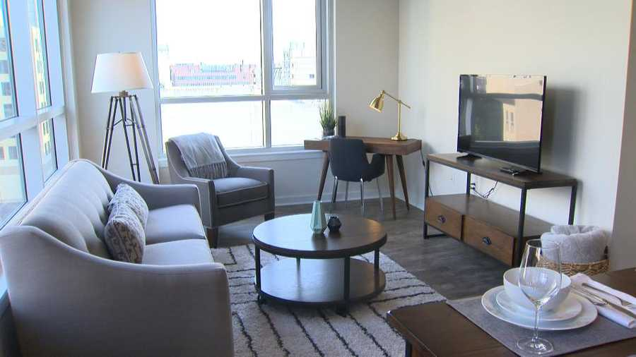 whyhotel offers rooms at downtown baltimore apartment building