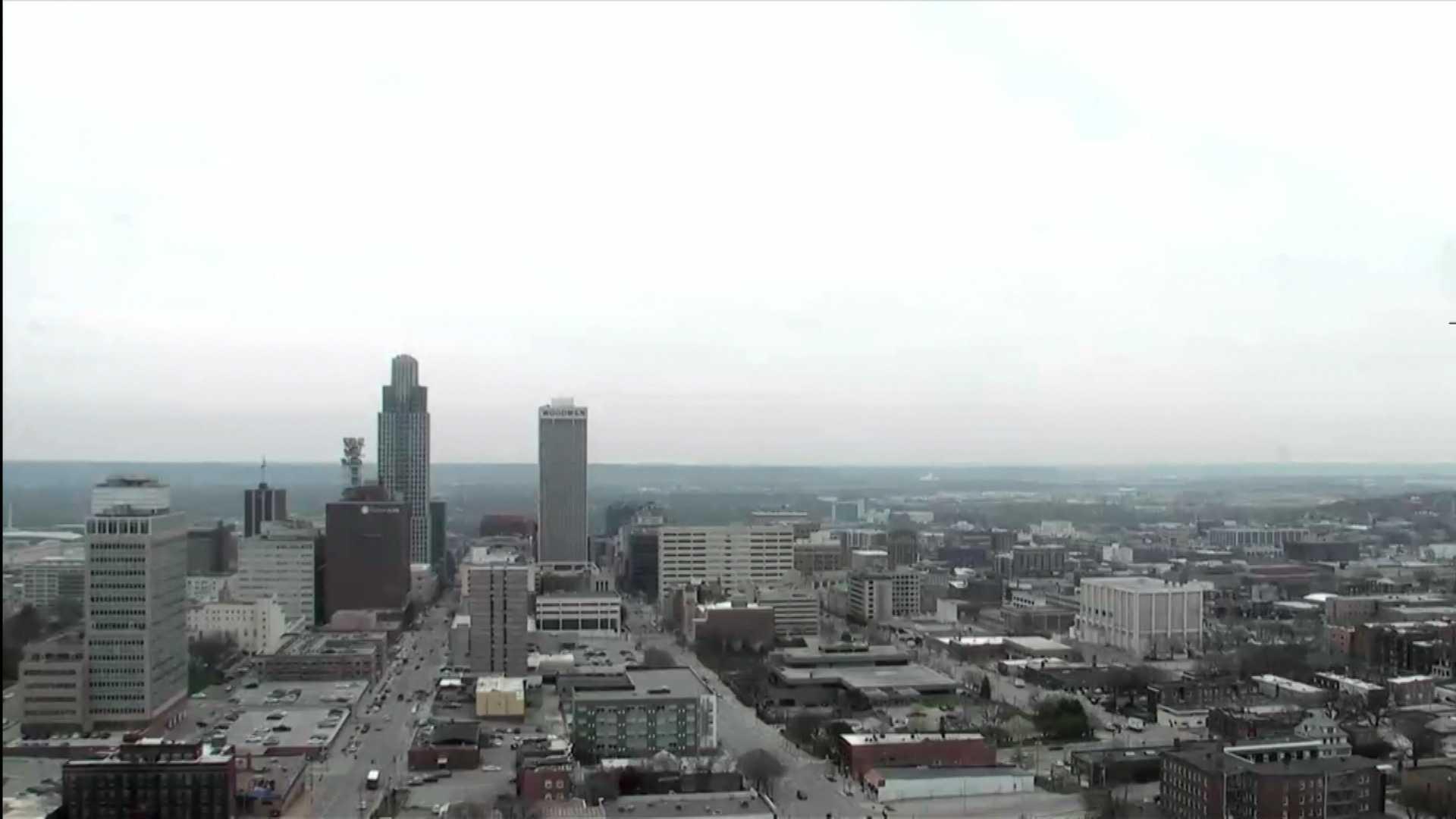 Nebraska officials plan to complain to Kansas about smoke