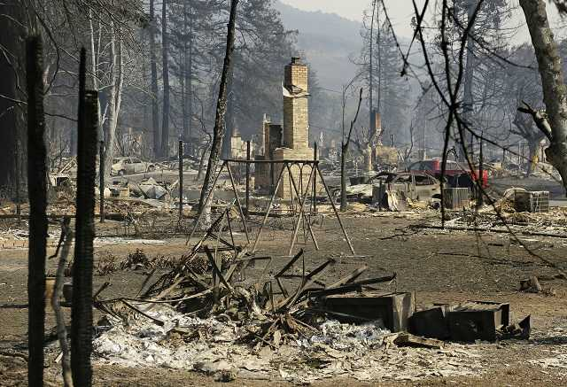 California wildfires responsible for deaths of at least 28 people - New Hampshire news - NewsLocker