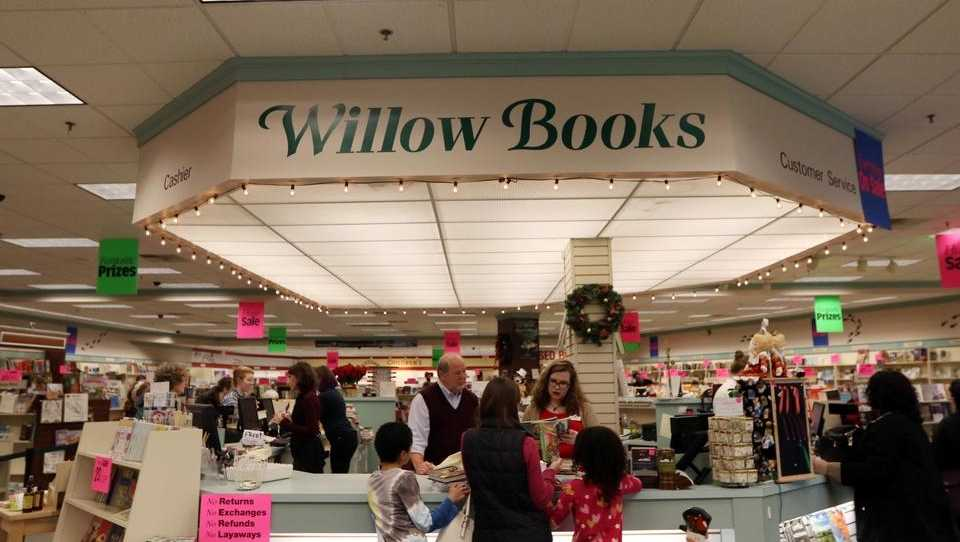 Willow Books closing