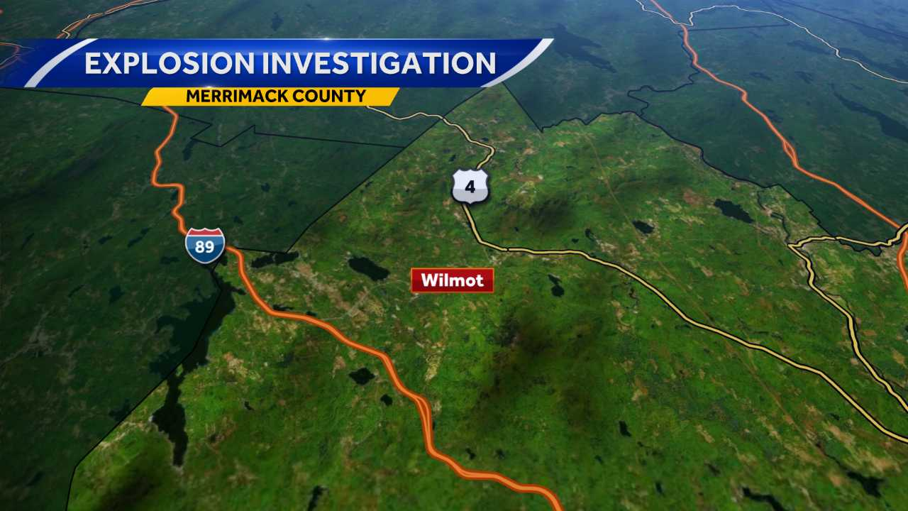 Explosion felt by residents in Wilmot area