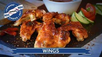 Viewers' Choice 2017 wings