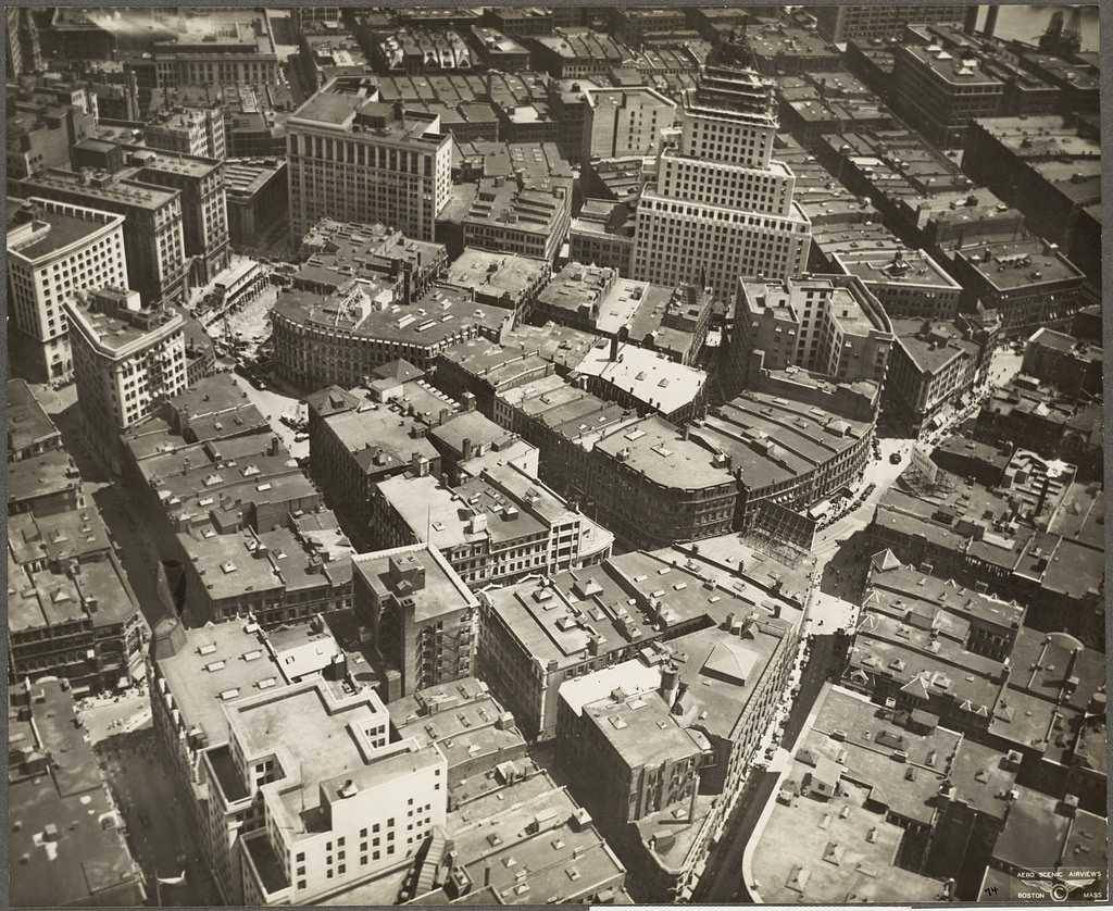 Winthrop Square 1929