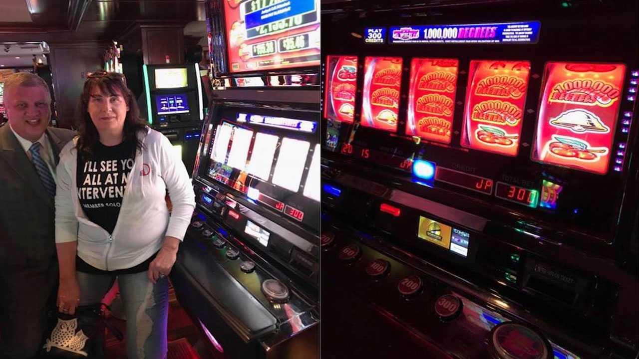 Las vegas big slot machine winners add audio to video online
