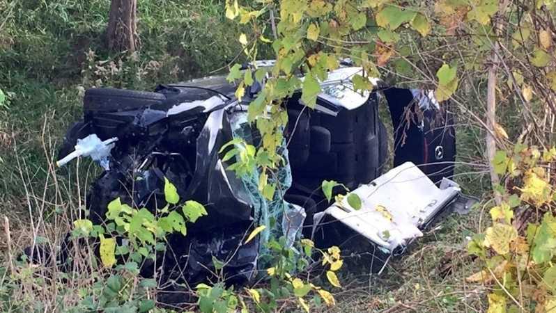 Clermont County, Ohio, crash