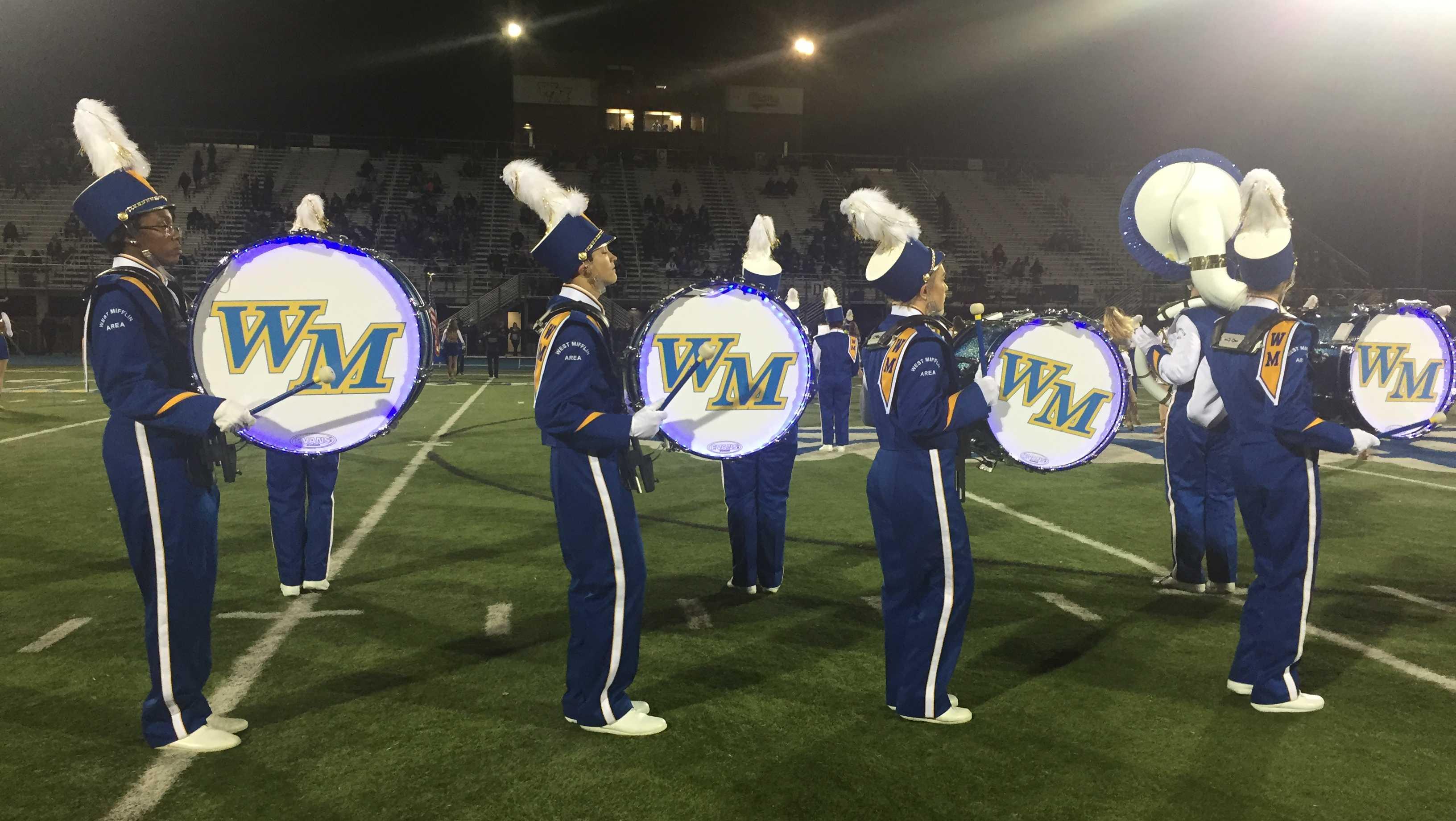 West Mifflin band