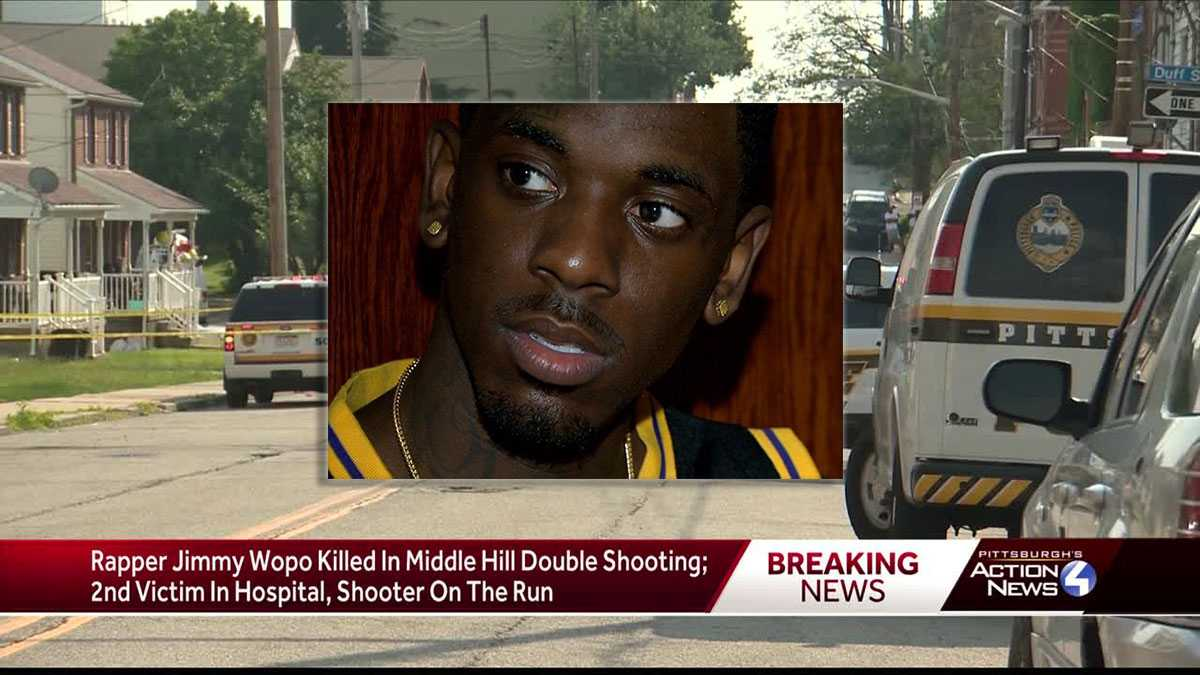 Pittsburgh rapper Jimmy Wopo killed in double shooting in Hill District