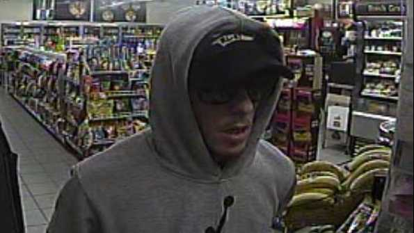Worcester armed robbery suspect