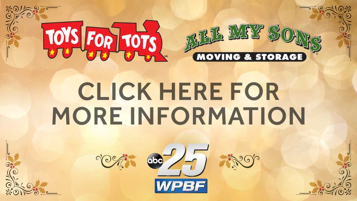 Toys For Tots Advertisement : Donate to toys for tots
