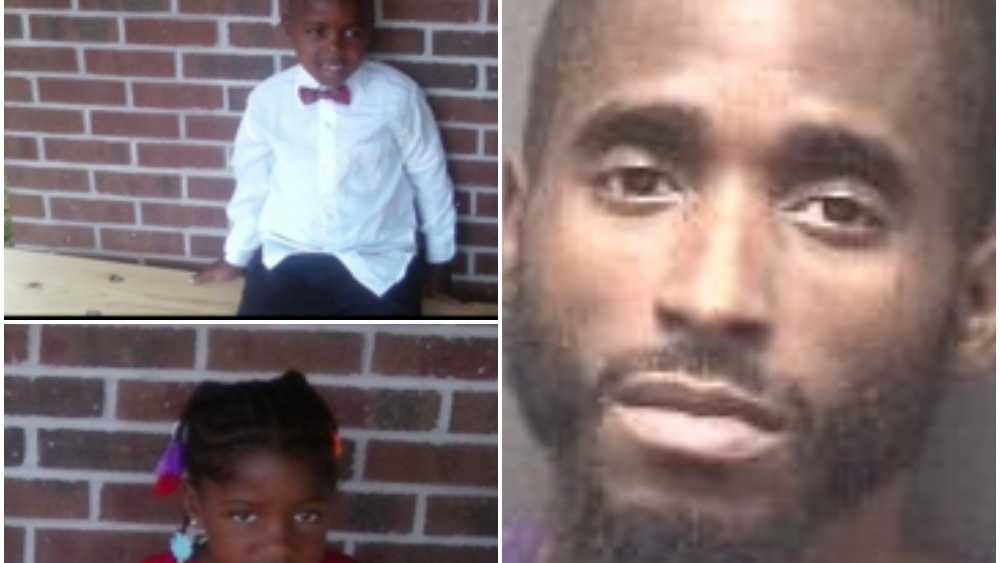31-year-old Terrence Jones was arrested after he reportedly abducted two children in Pitt County.