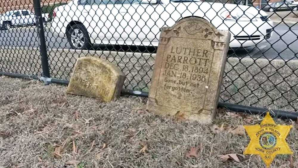 Mystery gravestones