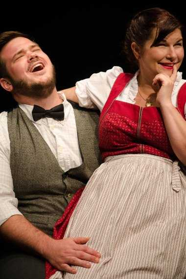 Falcon's Eye Theatre Presents: You Can't Take It With You