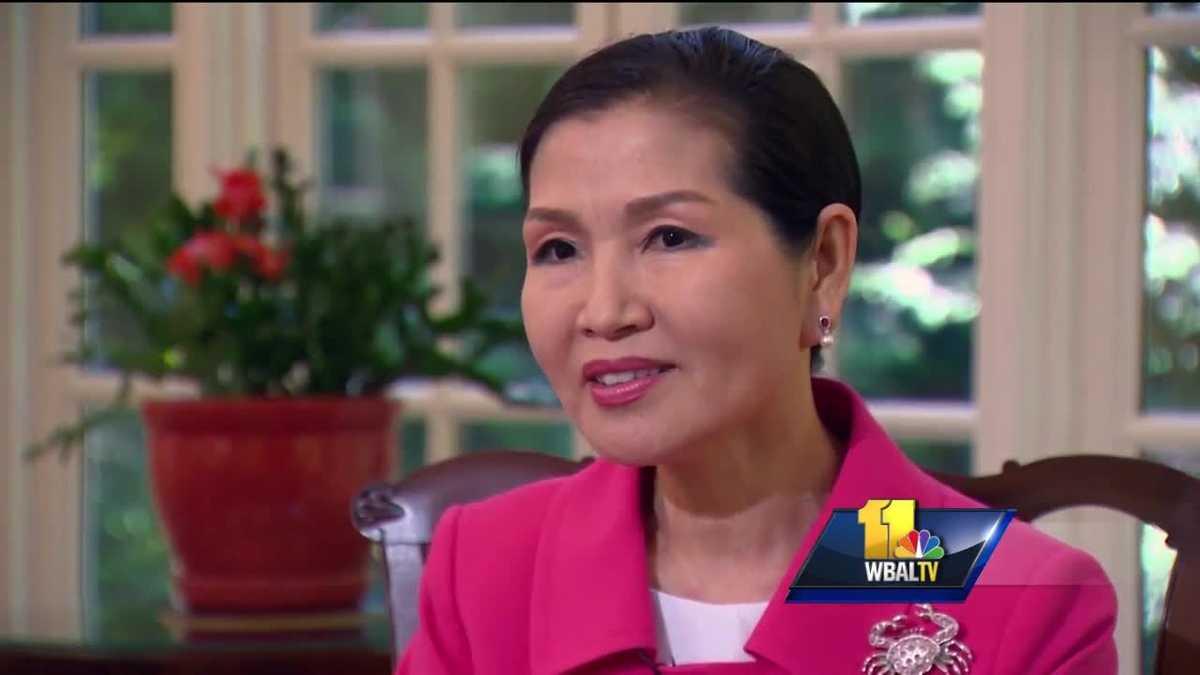 Maryland first lady Yumi Hogan to receive prestigious award