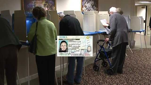 Voter ID requirement - 30299535