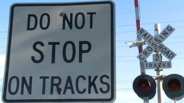 Railroad crossing generic
