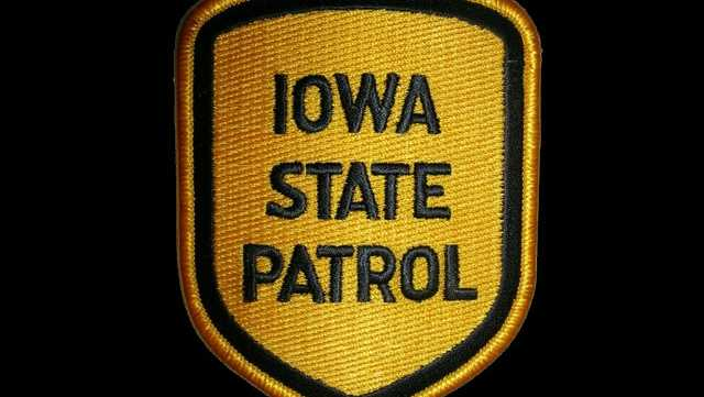 Iowa State Patrol black