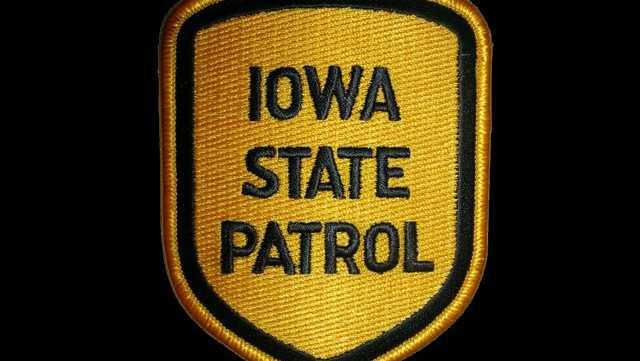 Iowa State Patrol black