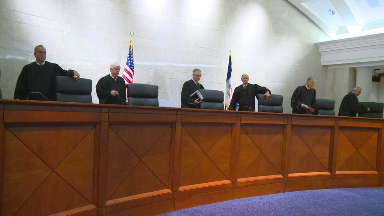 Iowa Supreme Court 2015