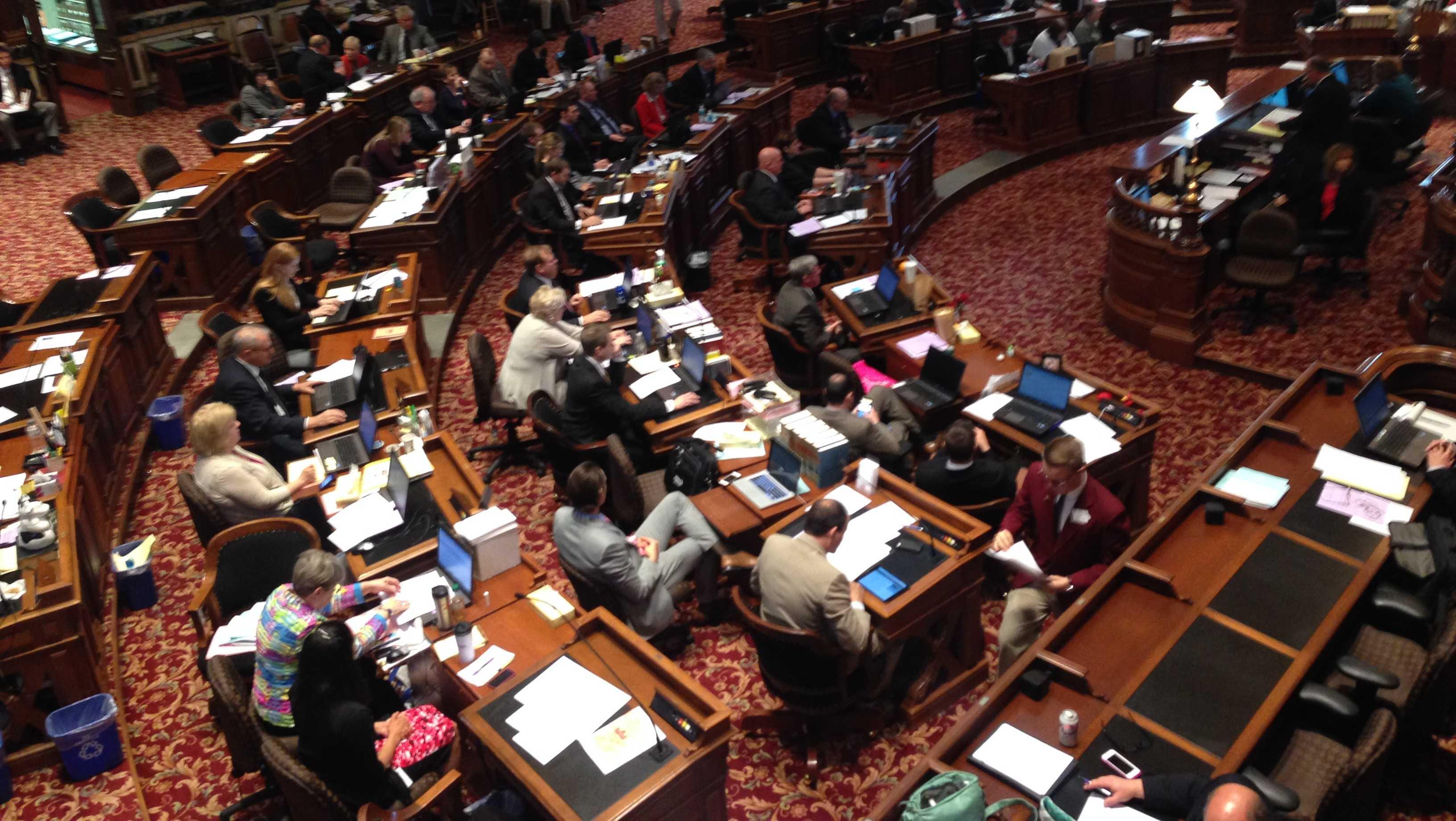 legislature generic senate