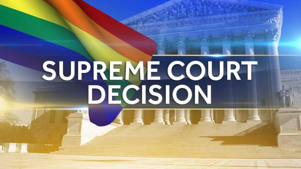 Supreme Court Same Sex Marriage Decision