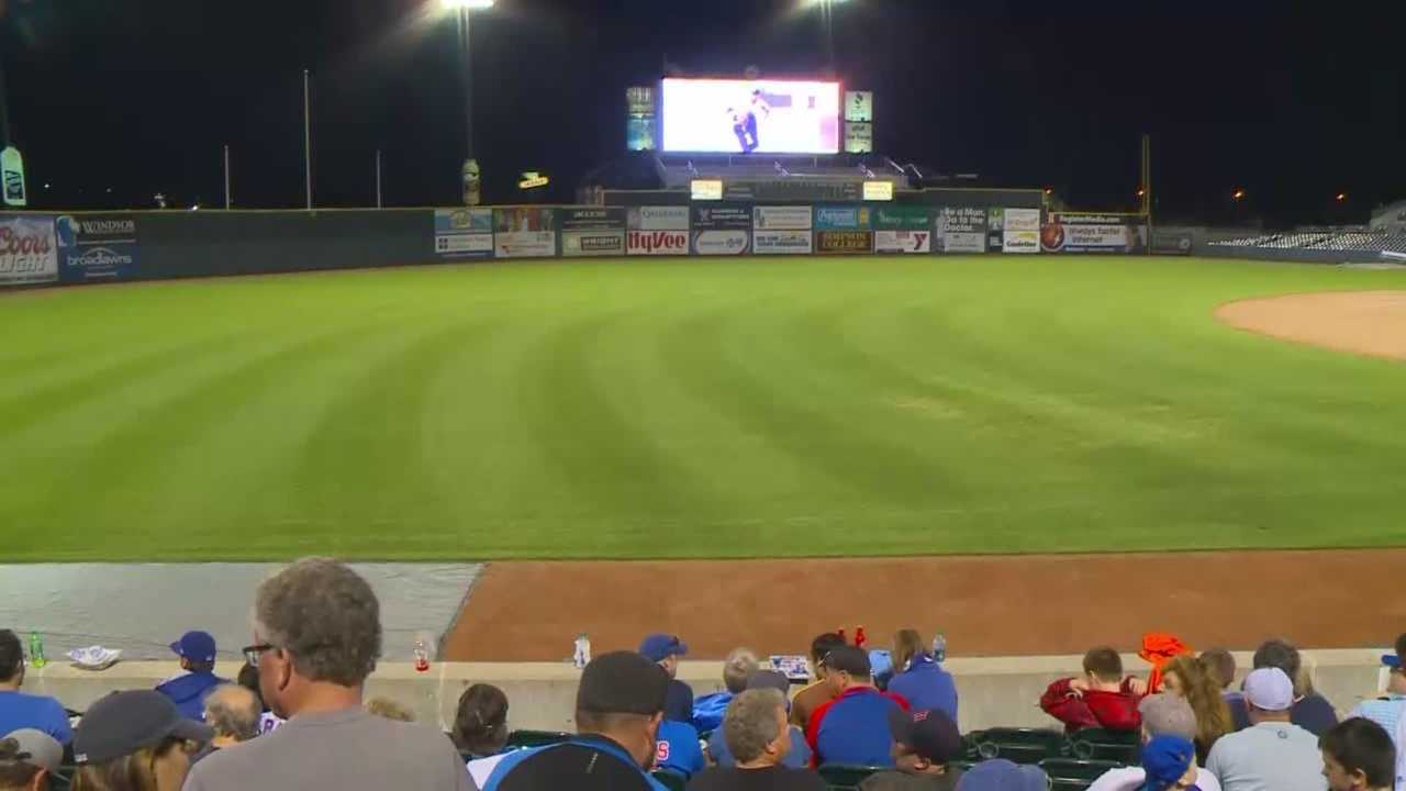 Iowa Cubs fans say this is their year