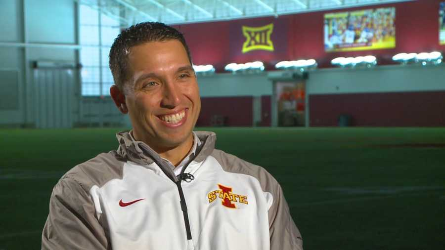 ISU's Matt Campbell a Semifinalist for major award