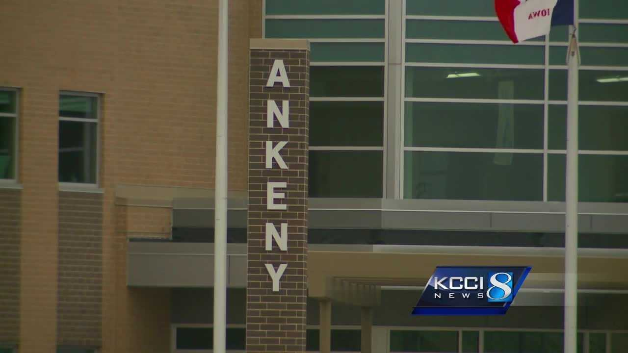 Hazing incident reported at Ankeny school
