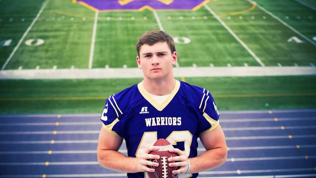 Drew Lienemann, 18, was the captain of the Waukee High School football team and a straight-A student. He planned to attend Iowa State in the fall to study medicine, engineering or finance, but Lienemann attempted to take his own life. He died in the hospital two days later on Jan. 11.