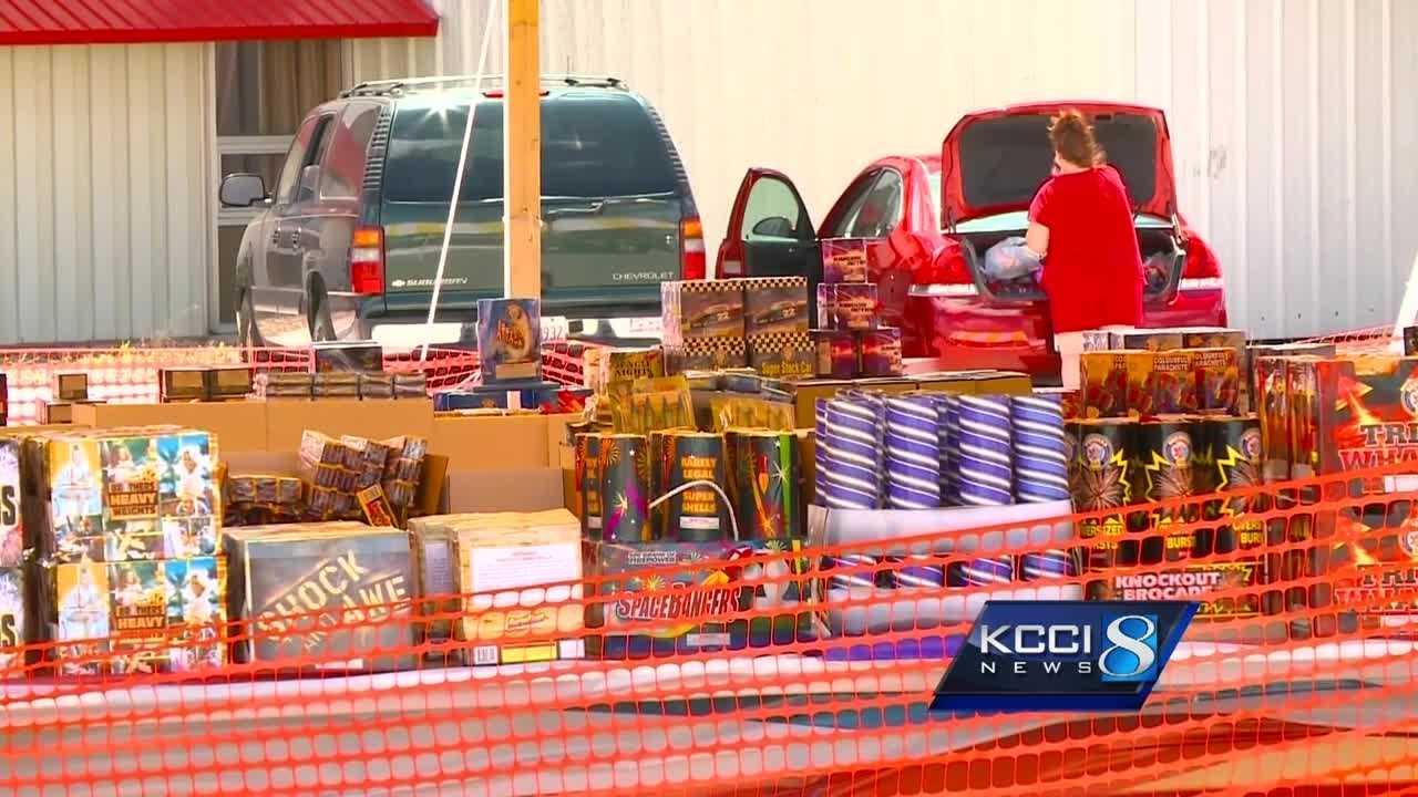 Fireworks law change ahead for Iowa