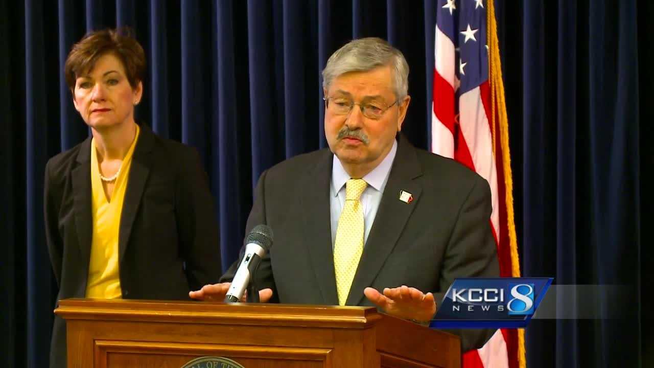 KCCI's Chief Political Reporter Cynthia Fodor shows us why Governor Branstad thinks the campaign is getting out of hand.