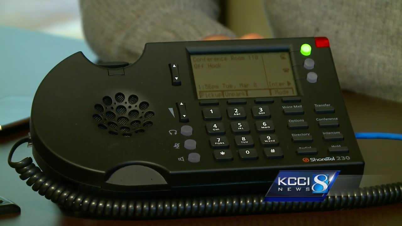 IRS scam sweeps across Iowa
