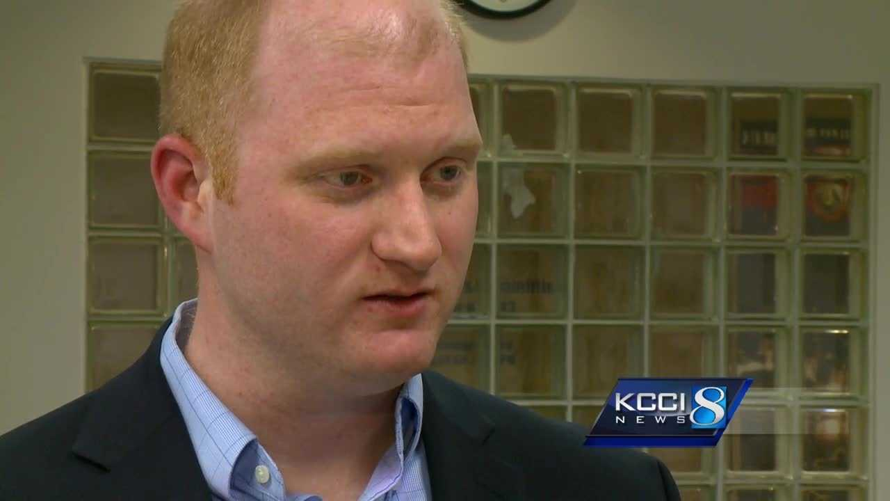 Jim Mowrer is running against two other candidates in the June 7 Democratic primary.