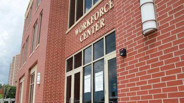 Iowa workforce development office exterior generic - 24343638