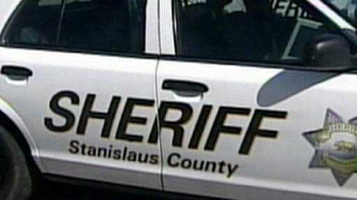 Stanislaus County sheriff's deputy cruiser - 15520913