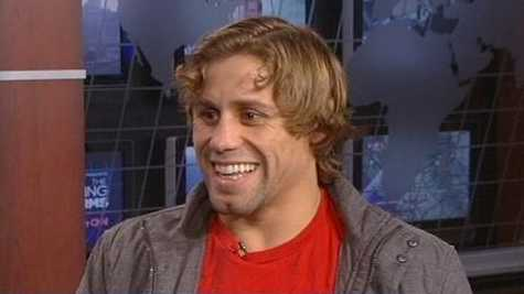 "Urijah Faber chats with Lisa about his new book ""The Laws of the Ring""."