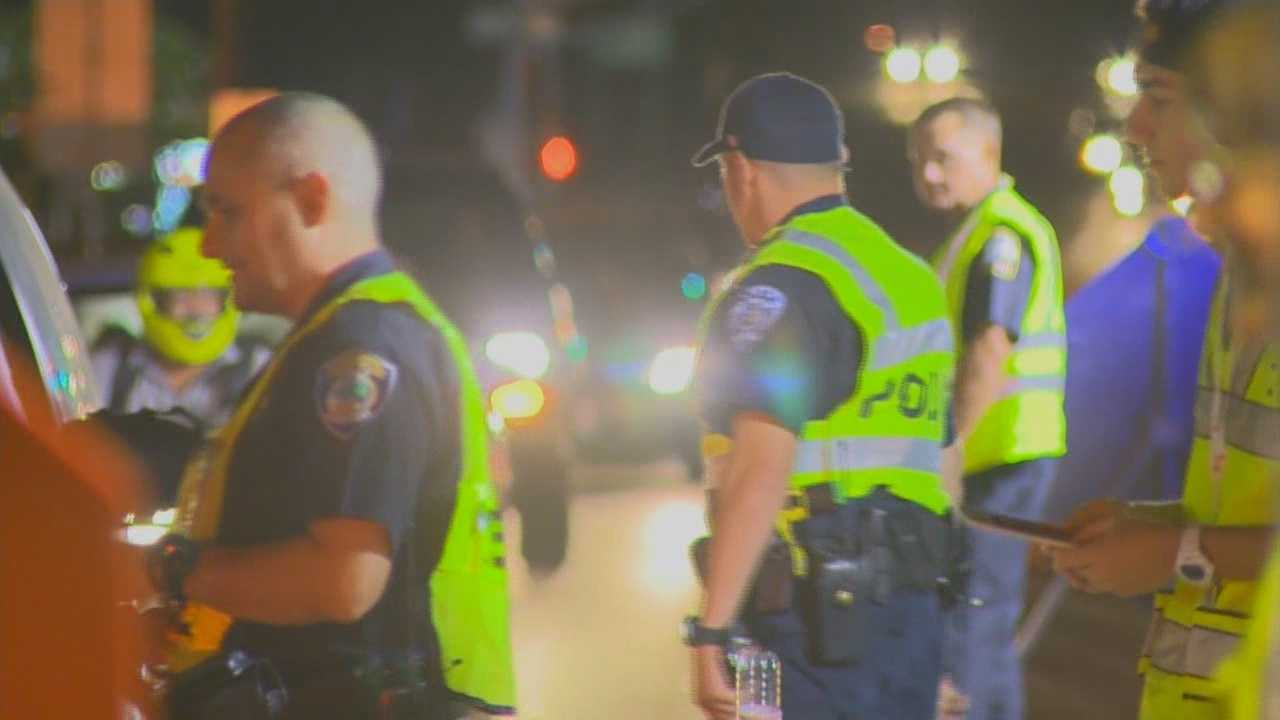 Several DUI checkpoints were held throughout the Sacramento area over the Labor Day Weekend.