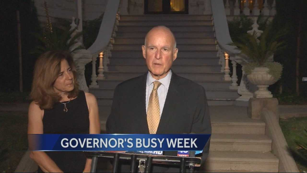 Gov. Brown California grants 72 pardons, commutes sentences