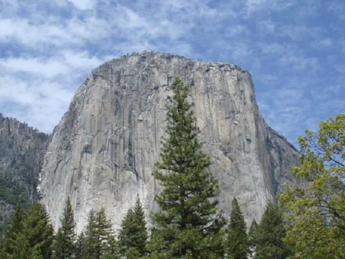 Dead, 1 Injured After Rockslide At Yosemite's El Capitan