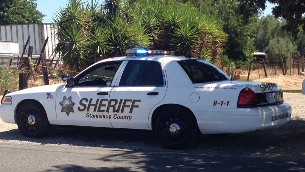 Stanislaus County Sheriff's Department patrol car