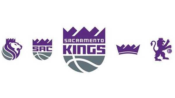 The Sacramento Kings unveiled new logos on April 26, 2016.