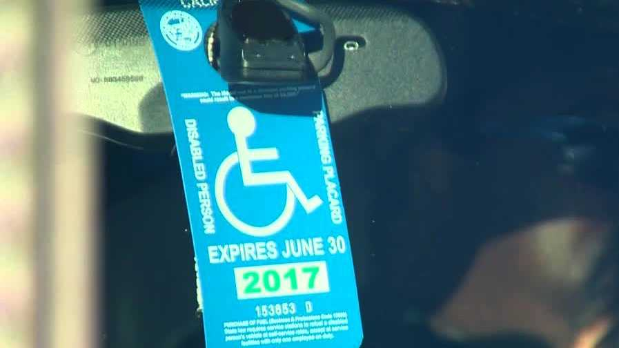 California DMV looks for illegal disabled placard use in San Diego