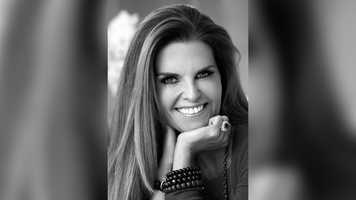 Groundbreaking journalist and former First Lady of California Maria Shriver
