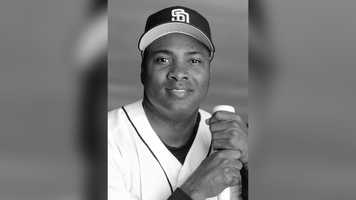 Baseball legend Tony Gwynn