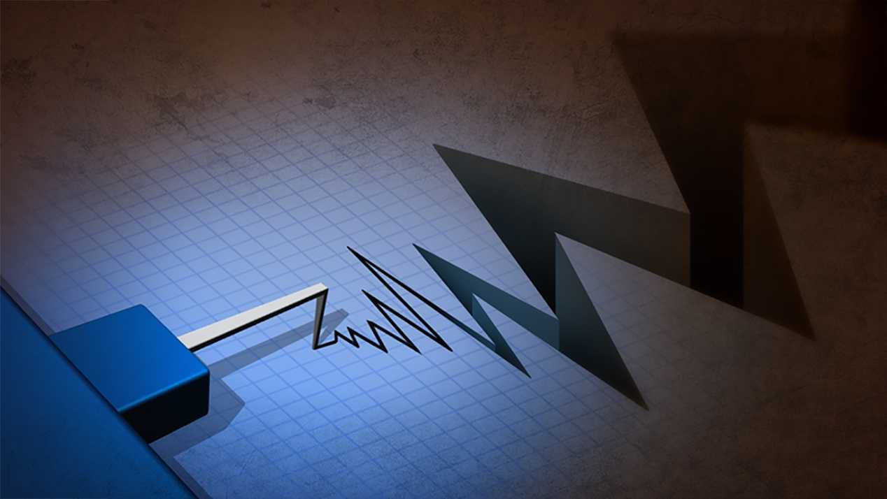 US Geological Survey records small earthquakes in Oklahoma